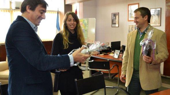 La provincia y UNICEF trabajan en la articulaci�n por el Observatorio de Pol�ticas Sociales