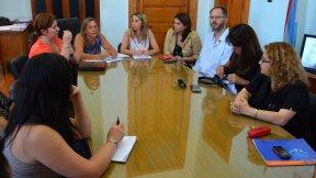 El Gobierna profundiza el trabajo en materia de violencia de género con organizaciones sociales