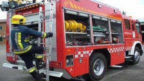 La provincia asiste a la familia paranaense que sufrió el incendio de su vivienda