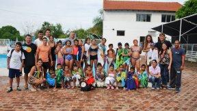 La provincia acompaña el desarrollo de la colonia de vacaciones en Puerto Viejo