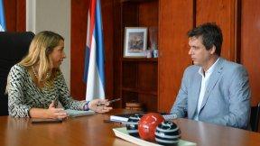 La provincia y el municipio de Concordia profundizan el trabajo articulado