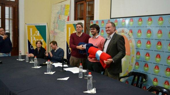 Se realizó el lanzamiento del programa Cobijar y se entregaron aportes en el departamento La Paz