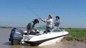 La provincia fomenta el desarrollo de la pesca deportiva