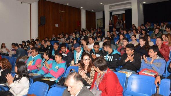 Se realizó una jornada sobre comunicación y participación ciudadana en las escuelas