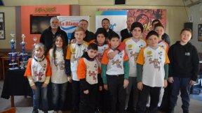 El gobierno provincial acompaña el Campeonato Argentino Infantil de Softbol