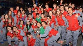 Entre Ríos se distinguió en los Juegos Nacionales Evita
