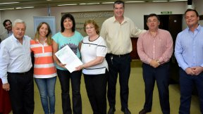 Se entregaron aportes para fortalecer el trabajo comunitario en Concepción del Uruguay