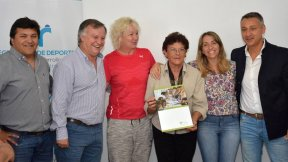 Se entregaron aportes a deportistas e instituciones del departamento Paraná