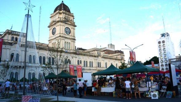 Este viernes se desarrollará la segunda edición de la Feria Navideña