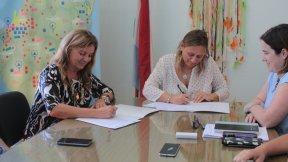 El Copnaf y el Instituto Becario acordaron asistencia recíproca en materia de niñez y adolescencia