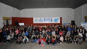 Rosario del Tala vibró con los Juegos Evita