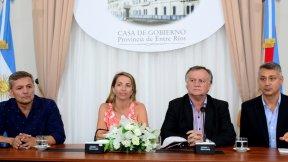 La provincia entregó aportes para federaciones deportivas