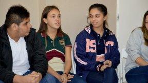 Más de 7.500 jóvenes debatieron y reflexionaron sobre distintas problemáticas