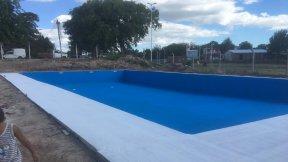 La provincia y un centro comunitario construyen una pileta semiolímpica para barrio de Paraná