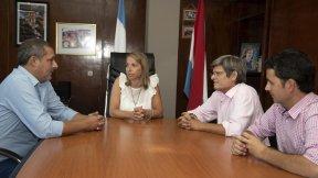 Desarrollo Social y la Uader firmaron un nuevo convenio de cooperación
