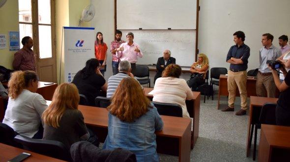 Se realizará la tercera etapa de la capacitación en emprendedurismo y economía social