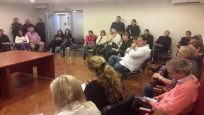 El Coprev participó de la Mesa sobre Estrategias de Abordaje en situaciones de violencia de género en La Paz