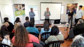 Se inició la tercera etapa de la capacitación en emprendedurismo y economía social