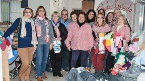 El gobierno provincial promueve las acciones solidarias de impacto comunitario